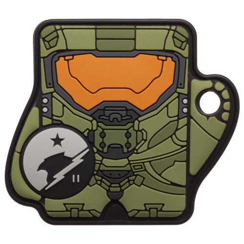 Halo Master Chief foundmi