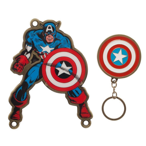 Marvel Captain America Magnetic Key Holder