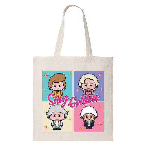 Golden Girls Canvas Tote