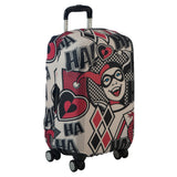 DC Comics Harley Quinn Comic Print Luggage Cover