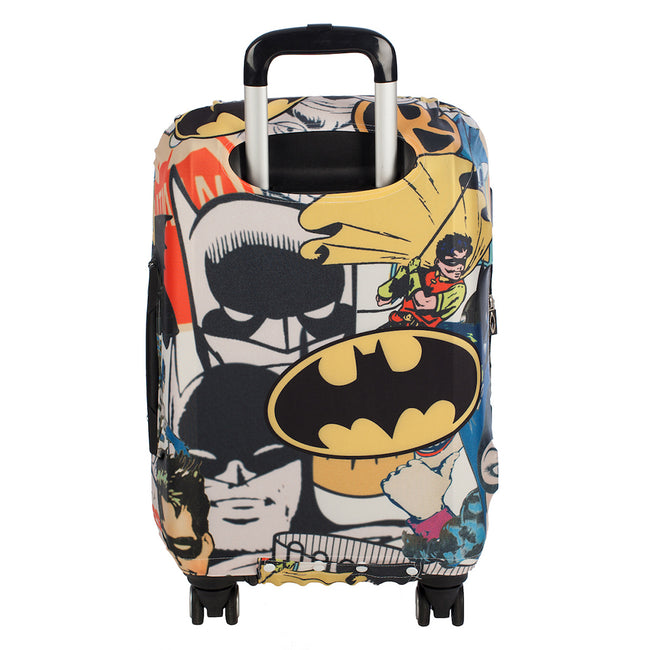 DC Comics Batman Comic Print Luggage Cover