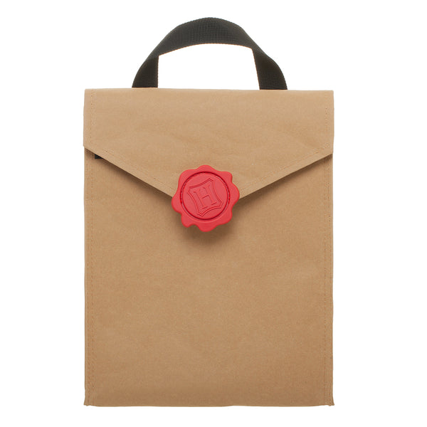 Harry Potter Insulated Envelope Tote with Hogwarts Seal