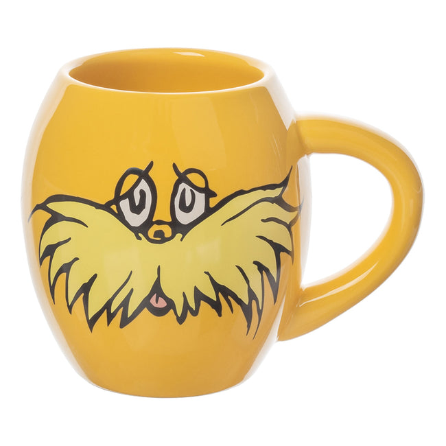 Dr. Seuss Lorax 18 oz. Oval Mug