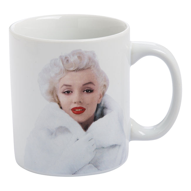 Marilyn Monroe Wonderful 12 oz. Ceramic Mug