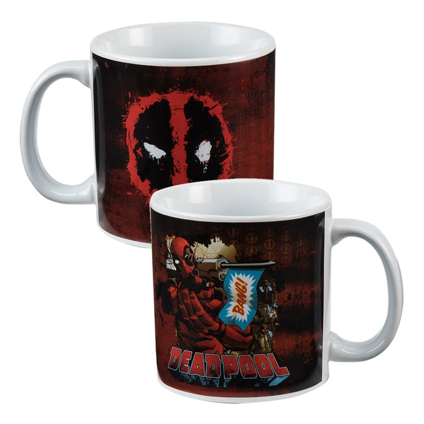 Marvel Deadpool 20 oz. Ceramic Mug