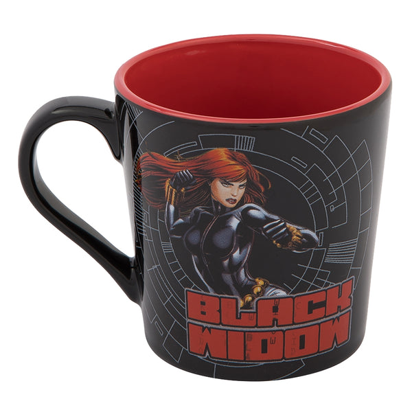 Marvel Black Widow 12 oz. Ceramic Mug