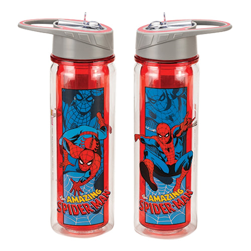 Marvel Amazing Spider-Man 18 oz. Tritan Water Bottle