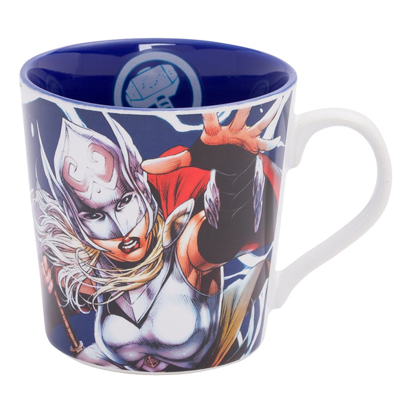 Marvel Thor Girl 12 oz. Ceramic Mug