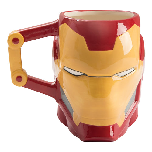 Marvel Iron Man 20 oz. Sculpted Ceramic Mug