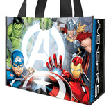 Marvel Avengers Large Recycled Shopper Tote