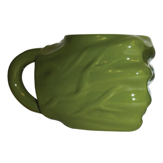 Marvel Hulk Fist 14 oz. Sculpted Ceramic Mug