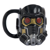Marvel Guardians of the Galaxy Star Lord Mask 20 oz. Sculpted Ceramic Mug