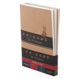 Friends Pocket Journals - Set of 4