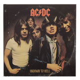 AC/DC Highway to Hell Album Hardcover Journal