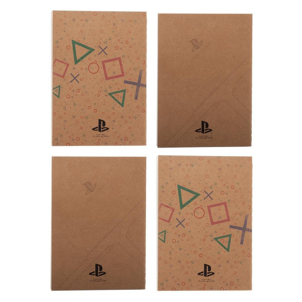 PlayStation Pocket Journals - Set of 4