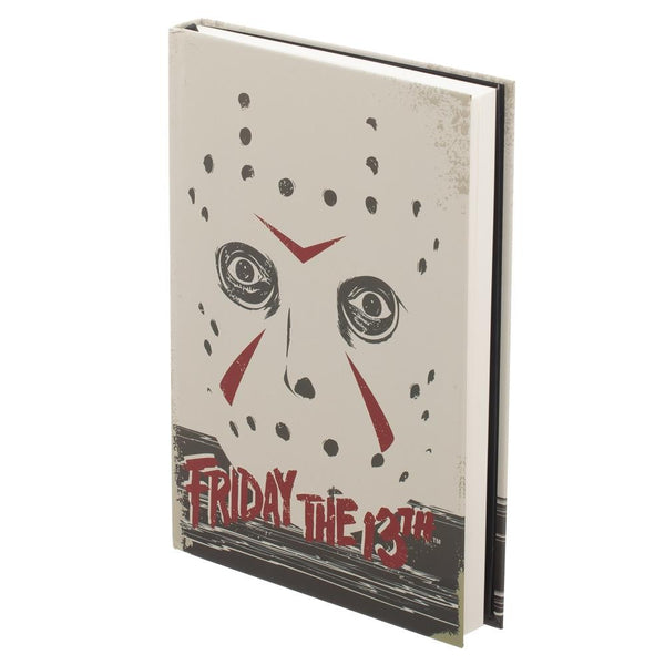 Friday the 13th Hardcover Journal