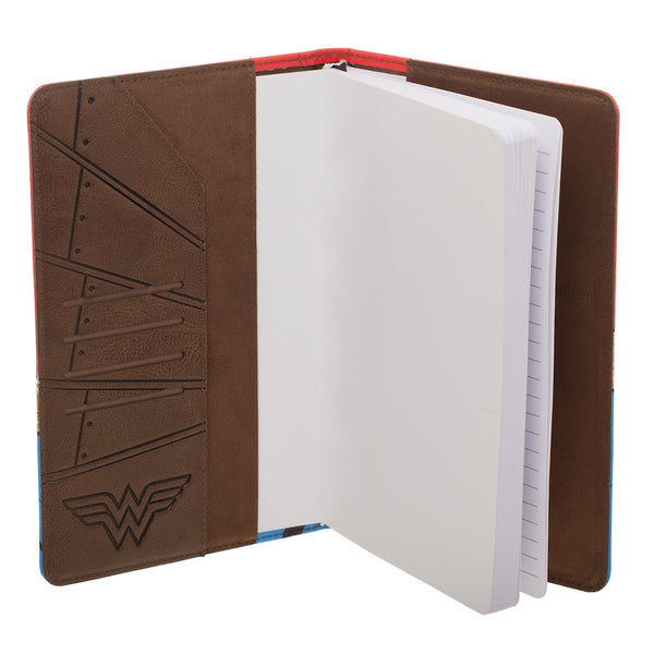 DC Comics Wonder Woman Travel Journal