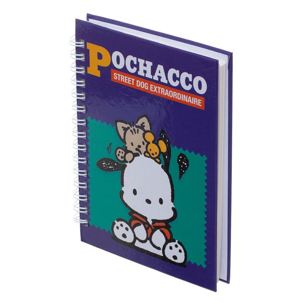 Sanrio Pochacco Spiral Journal