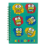 Sanrio Keroppi Spiral Journal