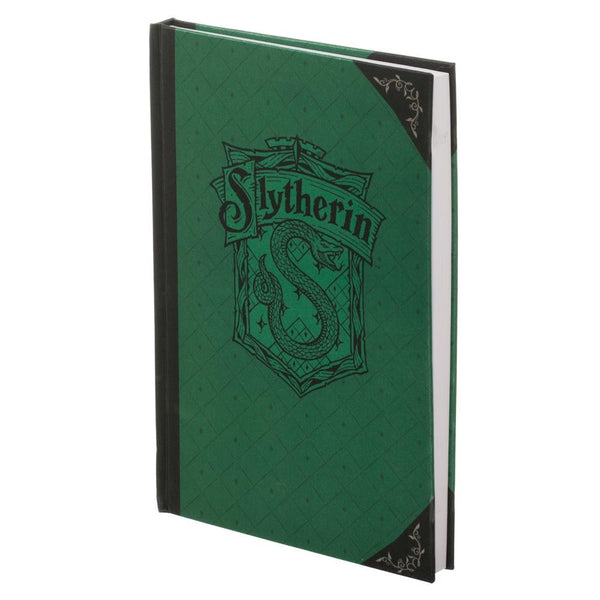 Harry Potter Slytherin Hardcover Journal & Pen Set