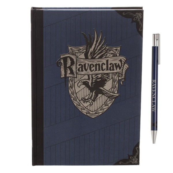 Harry Potter Ravenclaw Hardcover Journal & Pen Set