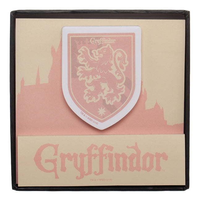 Harry Potter Gryffindor Sticky Notes - Set of 3