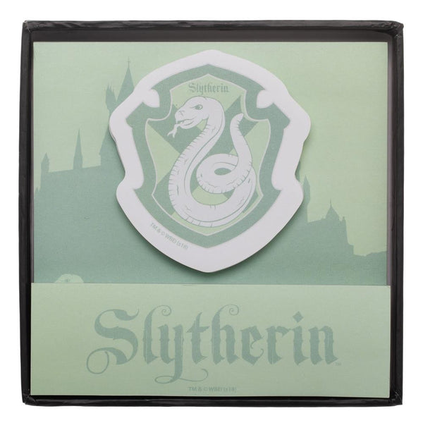 Harry Potter Slytherin Sticky Notes - Set of 3