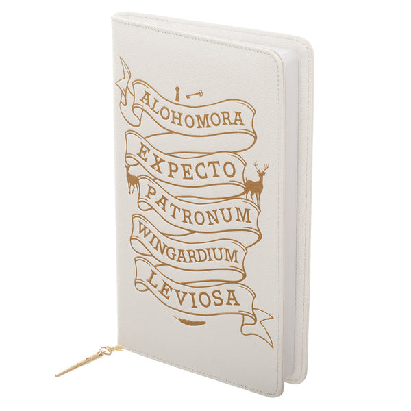 Harry Potter Spells Travel Journal