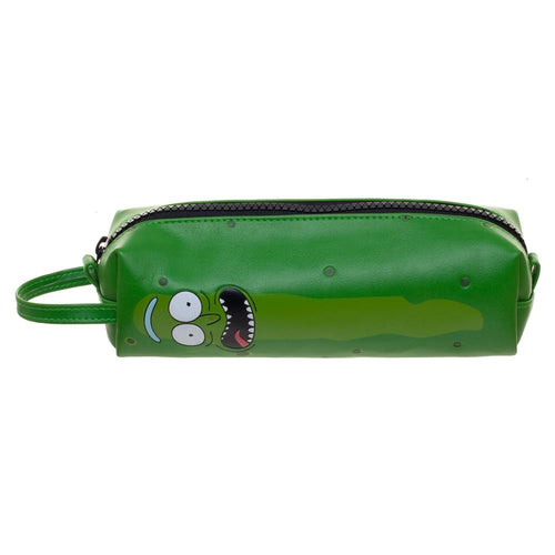 Rick & Morty Pickle Rick Pencil Case with Handle