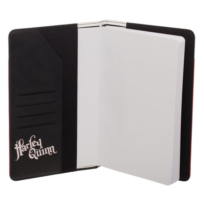 DC Comics Harley Quinn Travel Journal