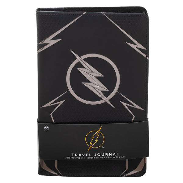DC Comics Flash Travel Journal