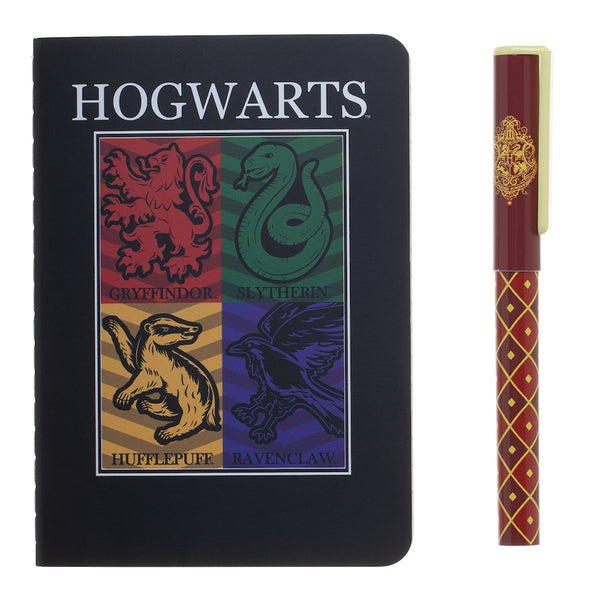 Harry Potter Hogwarts Stationery Set