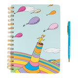 Dr. Seuss Oh the Places You'll Go Journal & Pen Set
