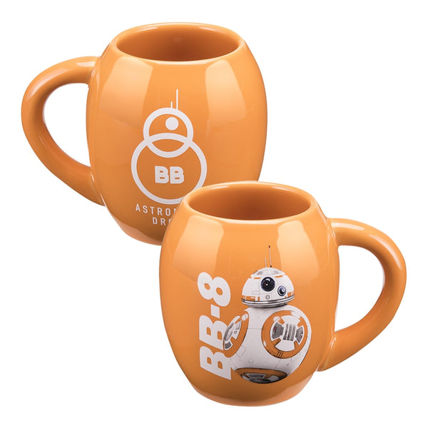 Star Wars BB-8 18 oz. Oval Ceramic Mug