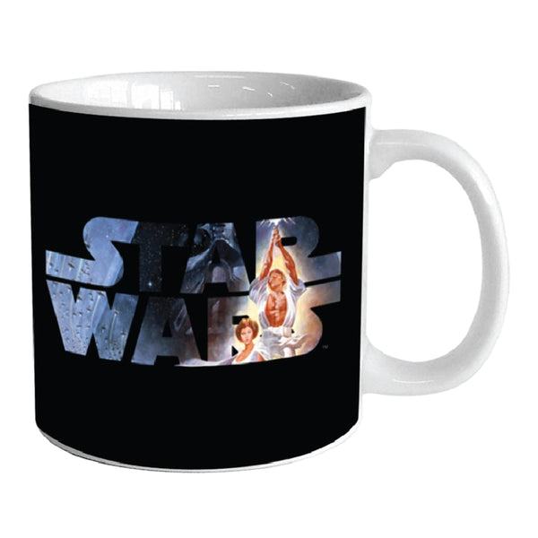 Star Wars A New Hope 40th Anniversary 20 oz. Heat Reactive Mug