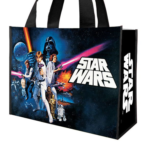 Star Wars A New Hope Large Recycled Shopper Tote