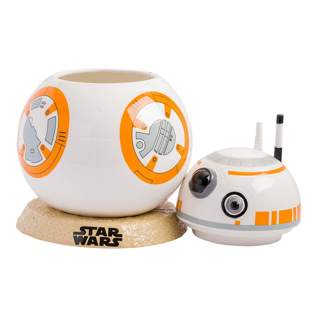 Star Wars BB-8 Ceramic Sculpted Cookie Jar
