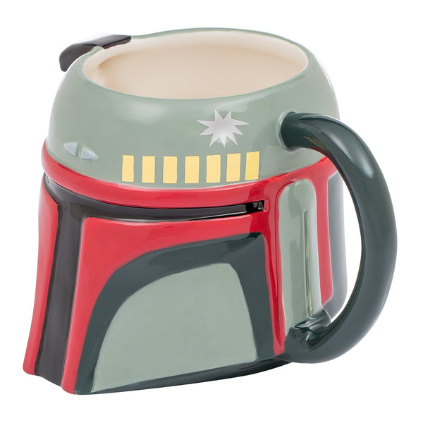 Star Wars Boba Fett 20 oz. Ceramic Sculpted Mug