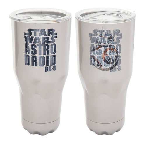 Star Wars BB-8 30 oz. Stainless Steel Vacuum Tumbler