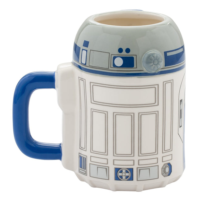 Star Wars R2-D2 20 oz. Ceramic Sculpted Mug