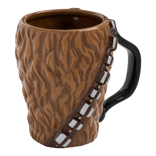Star Wars Chewbacca 20 oz. Sculpted Ceramic Mug