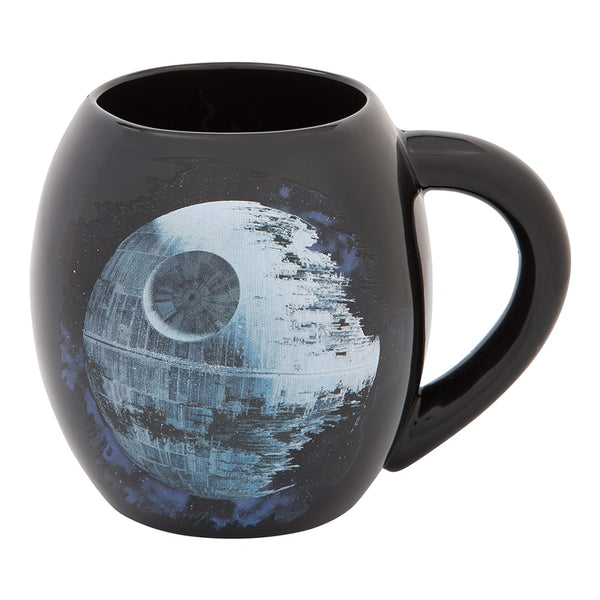 Star Wars Death Star 18 oz. Ceramic Oval Mug
