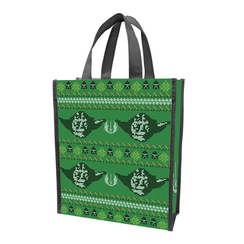 Star Wars Ugly Sweater Small Recycled Shopper Tote