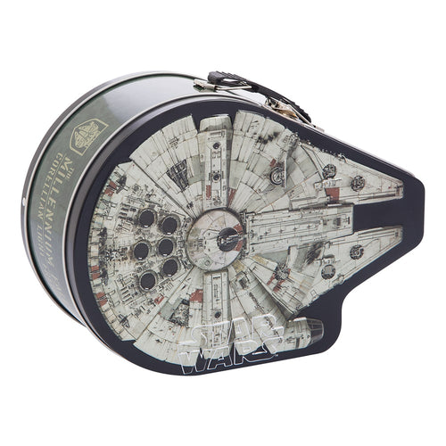 Star Wars Millennium Falcon Shaped Tin Tote
