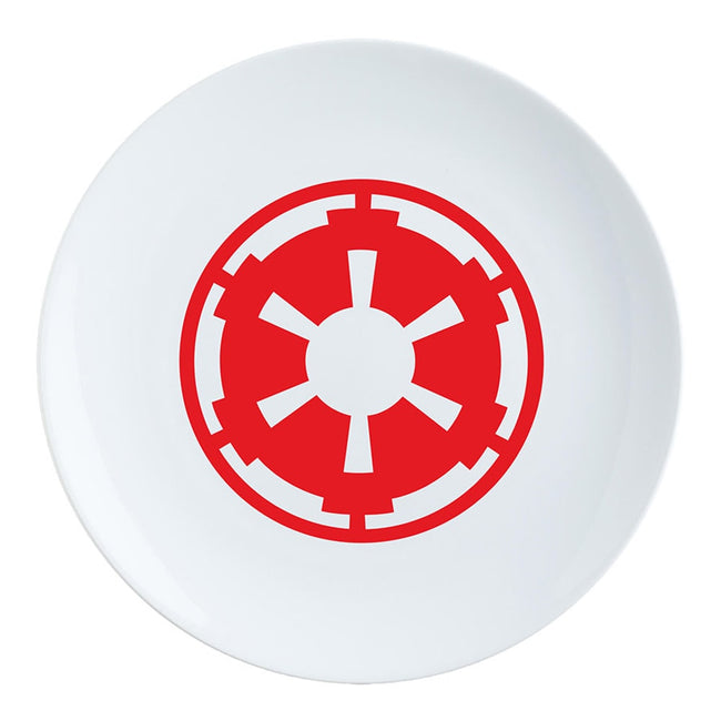 Star Wars 4 pc. 8 in. Ceramic Salad Plate Set