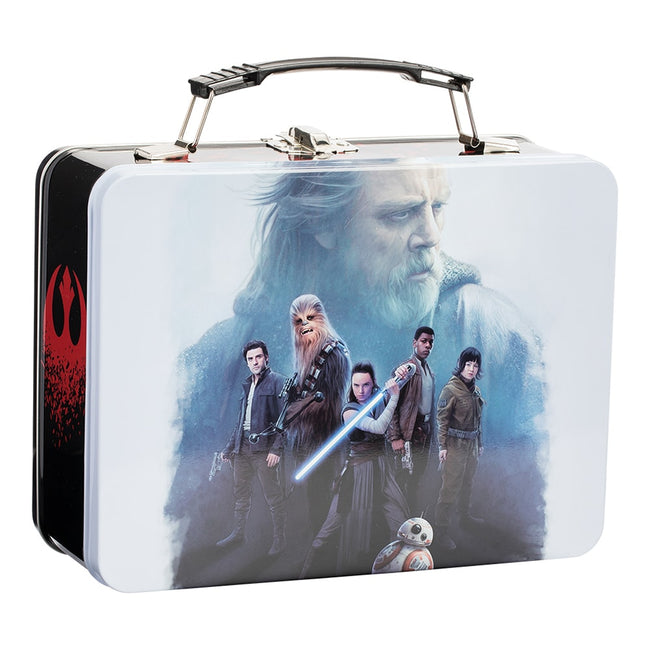 Star Wars The Last Jedi Large Tin Tote