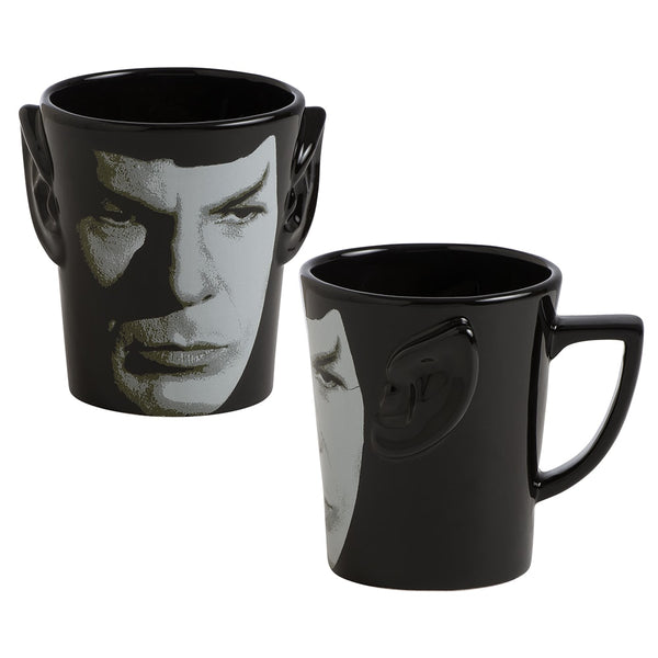 Star Trek Spock 20 oz. Sculpted Ceramic Mug