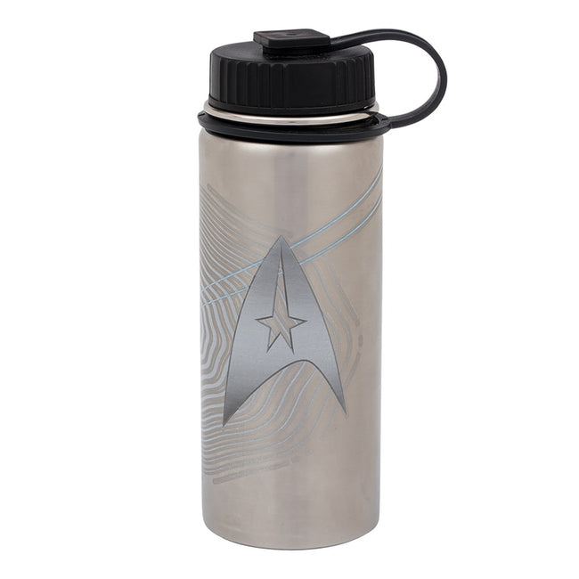 Star Trek Warp Speed 18 oz. Vacuum-Insulated Stainless Steel Water Bottle