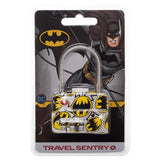 DC Comics Batman Travel Combination Cable Lock