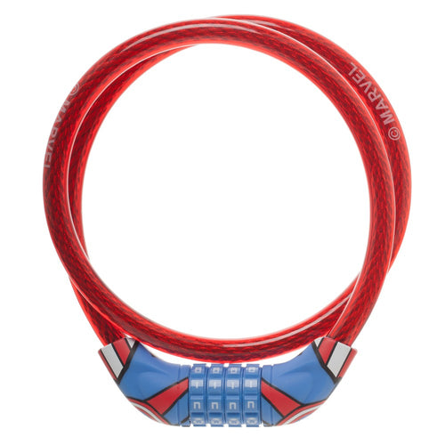 Marvel Captain America Bike Cable